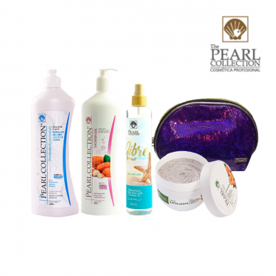 KIT 5 PEARL COLLECTION