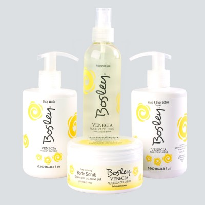 KIT ENSUEÑO BOSLEY VENECIA X 4 PRODUCTOS